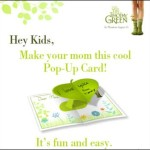 Happy Mothers Day: Special Timothy Green Mother's Day Card Activity