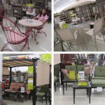 Kmart Outdoor living Mini Backyard Makeover #KmartOutDoor