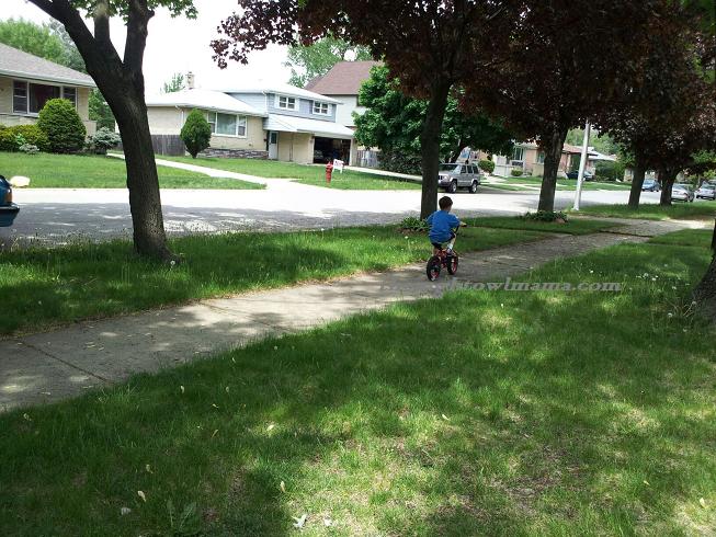 riding-two-wheeler