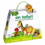 Chip and Zee Safari Park Craft Kit Review + Giveaway
