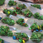 Recipe: Squashed Frogs Treats fun for Halloween