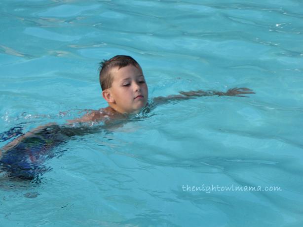 g-swimming