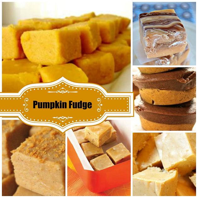 Pumpkin-fudge-recipes