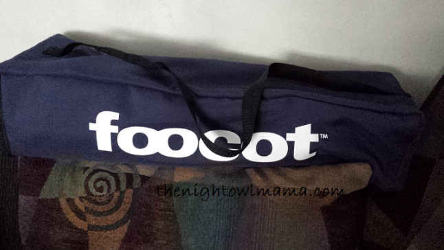 foocot-travel-bed