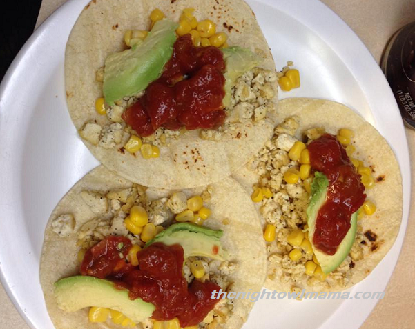 Vegan-recipe-tofu-tacos