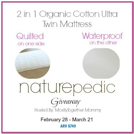 naturepedic-mattress-giveaway