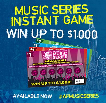 Lottery-music-series-instant-win
