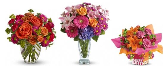 Say Happy Birthday with Flowers from Teleflora + $75 Gift Card Giveaway
