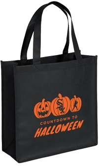 Countdown to Halloween Tote
