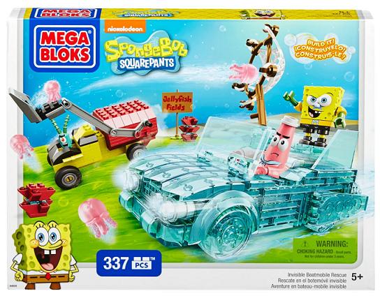 Spongebob-megabloks