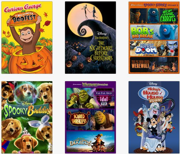 netflix halloween kids - Scary Movie For Halloween