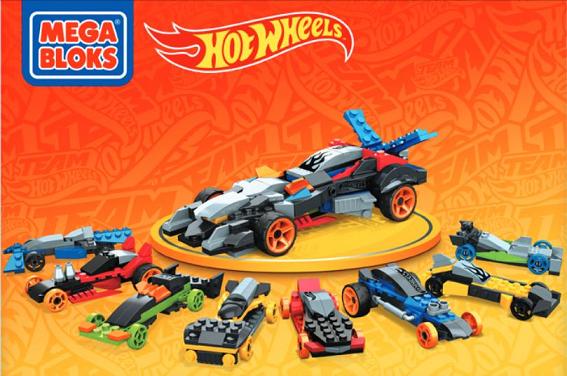 Mega-bloks-hotwheels-building-set