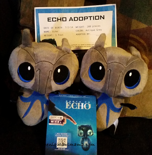 earthtoecho-ECHO-Plush