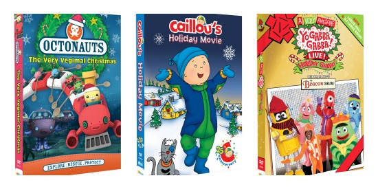 Childrens-Holiday-Dvds