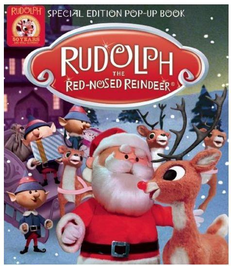 rudolph-red-nose-reindeer-popup-book