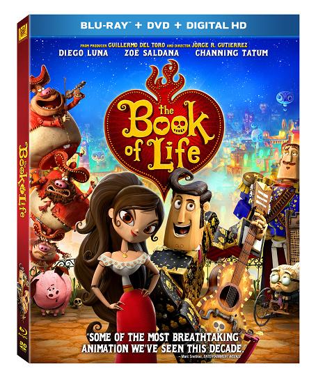 thebookoflife-dvd