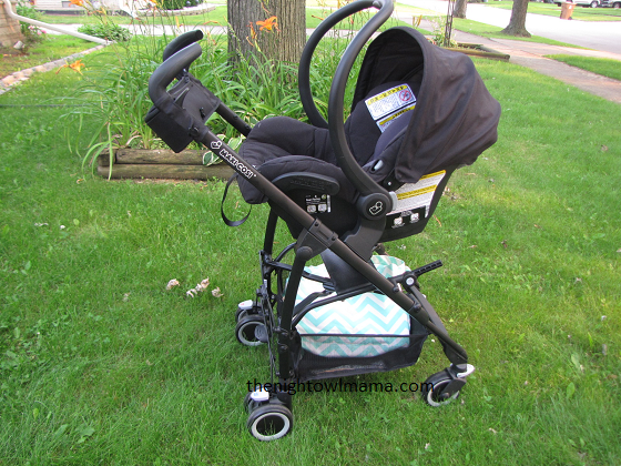 Maxi Cosi Maxi Taxi Infant Car Seat Carrier Review
