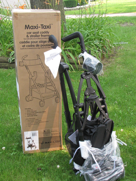 maxi-taxi-stroller-frame