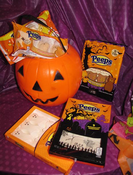 peeps-halloween-trickortreats