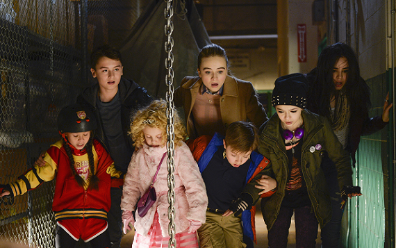 Disney Channel's Adventures in Babysitting Now available ...