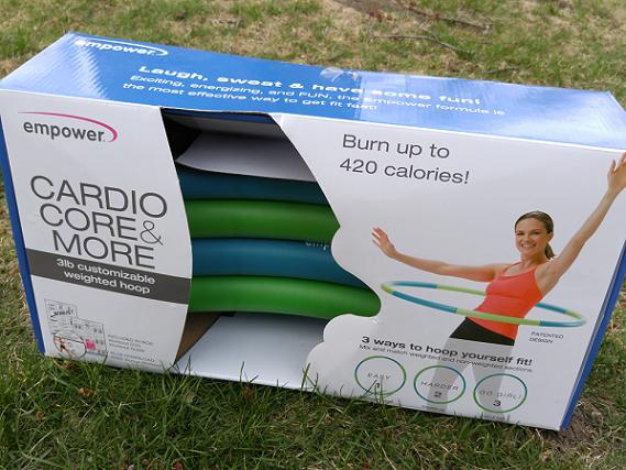 cardio-hula-hoop