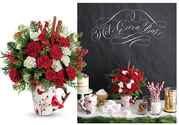 The best gifts this holiday come from teleflora