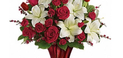 Roses-Valentine