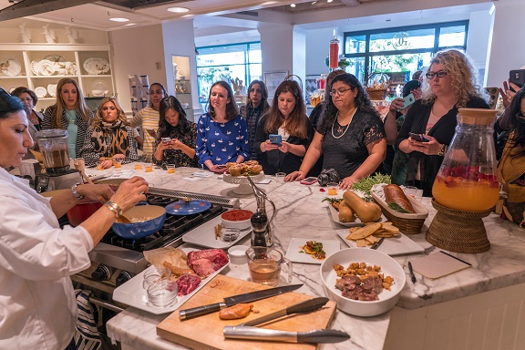 Williams_Sonoma-Blogger_Event-BeOurGuest