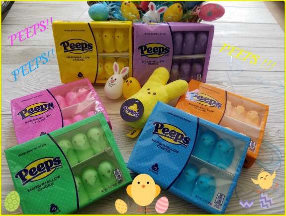 PEEPS-EASTER