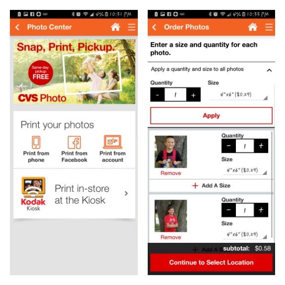 CVS_Pharmacy-photo-app