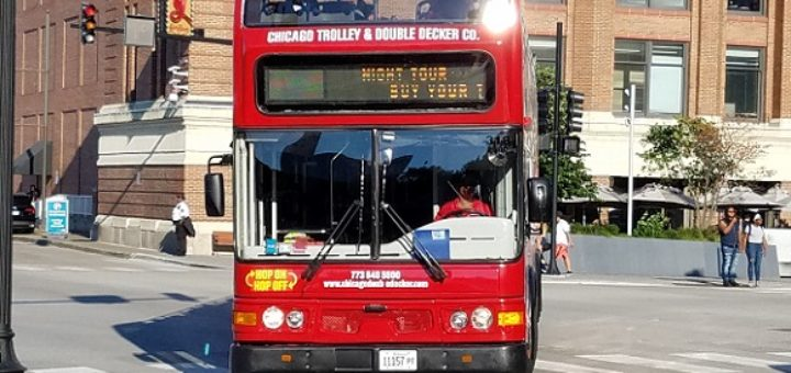 This is a sponsored post on behalf of Chicago Trolley & Double Decker Co. My family and I were provided with tickets to experience a tour.