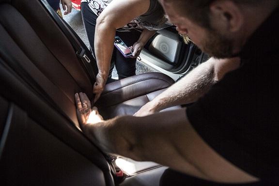 Installing Infant Car Seat In Older Car