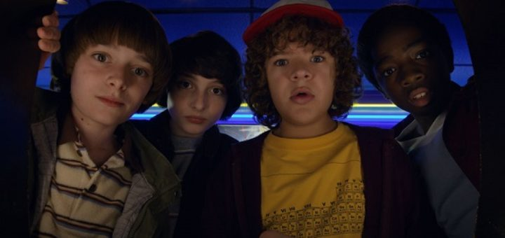 Seems like I've been waiting forever for Stranger Things Season 2 to return to Netflix. Now it's almost here!