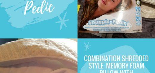 Snuggle-Pedic-Memoryfoampillow-nightowlmama