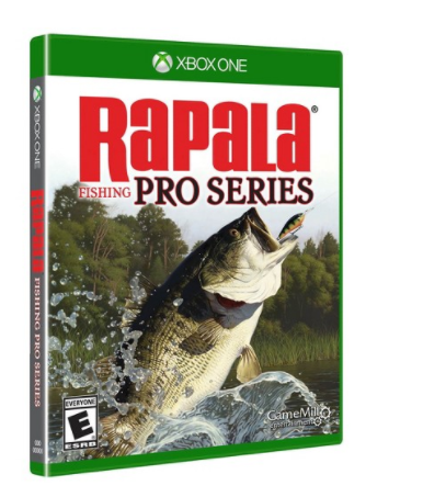 Xbox one rapala pro fishing series review the night owl mama for Xbox one fishing games