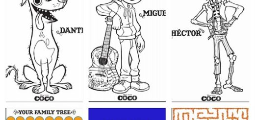 COCO_printable-coloring-pages