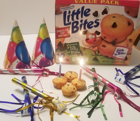 Celebrate Little Bites 20th Birthday Bash Sweepstakes And Giveaway LoveLittleBites HBDLittleBites