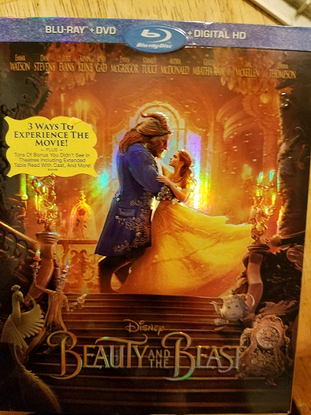 Disney S Beauty And The Beast Now Available On Blu Ray And Dvd Get Your Copy Today The Night Owl Mama